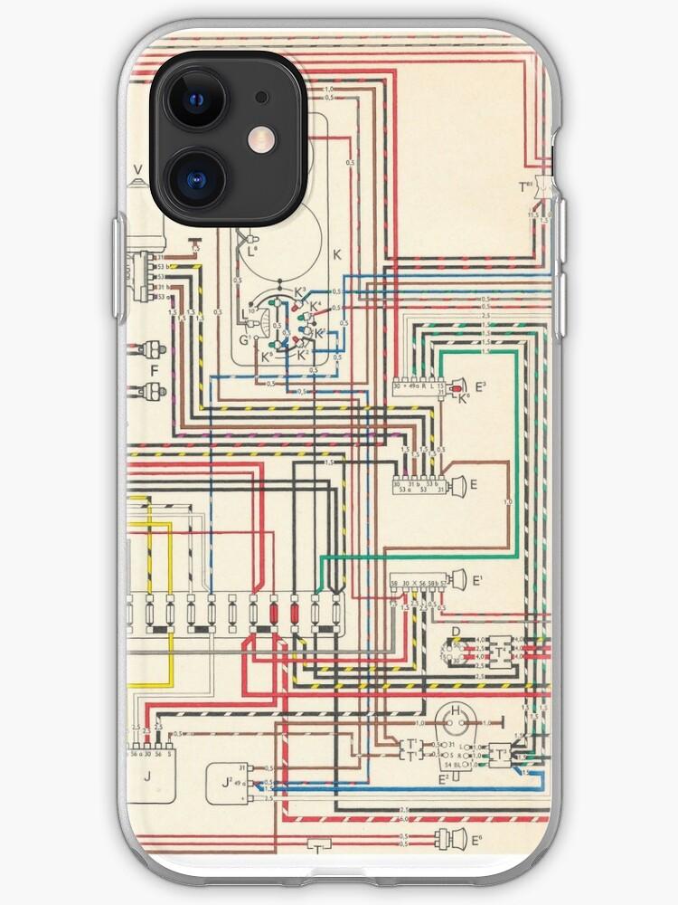Vintage wiring diagram