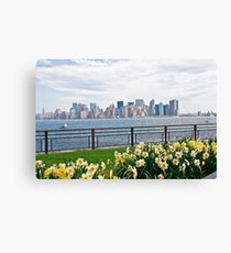 Lienzo Springtime in New York
