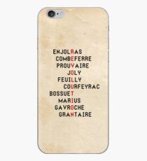 Vinilo o funda para iPhone ¡Revolución Francesa!