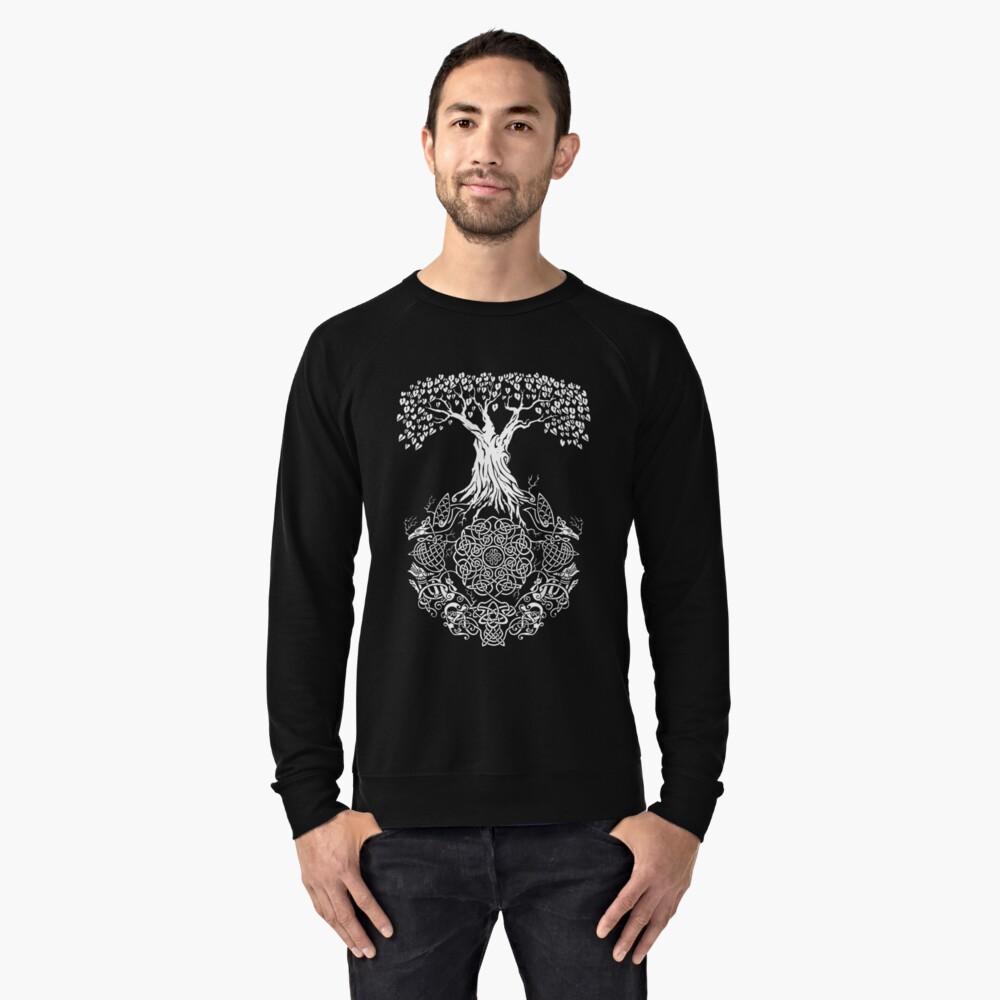 Tree of Life Lightweight Sweatshirt Front