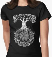 Tree of Life Women's Fitted T-Shirt