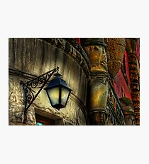 """ The Light at 87 Rue Morgue "" Photographic Print"