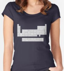 Table of Elements Women's Fitted Scoop T-Shirt