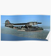 Norwegian Consolidated PBY Catalina Mk.I Poster
