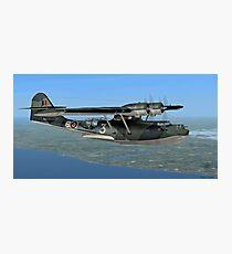 Norwegian Consolidated PBY Catalina Mk.I Photographic Print