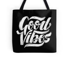 Good Vibes - Feel Good T-Shirt Design Tote Bag