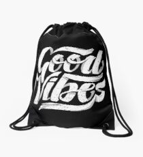 Mochila saco Good Vibes - Feel Good camiseta Design