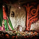 Shiva in a Cave by jazzwall