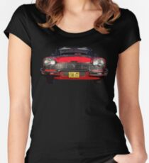 """Christine"",  Plymouth Fury  Women's Fitted Scoop T-Shirt"