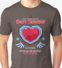 The Miraculous Heart Container Unisex T-Shirt