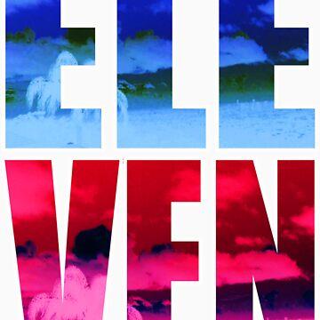 eleven by elevenones