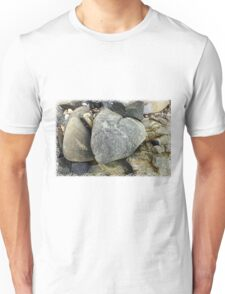 Rocks of Love Unisex T-Shirt