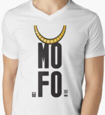 The Vale - MOFO (Bad Foyo Elf's shirt) Men's V-Neck T-Shirt