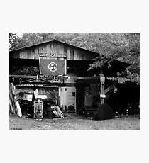Tennessee Woodcarver Photographic Print