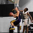 Jordan Dasuqi | 2012-13 | Clarkston Basketball Poster by alexela