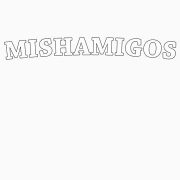 Mishamigos by carryoncastiel