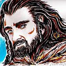Thorin Oakenshield, Mr Armitage by jos2507