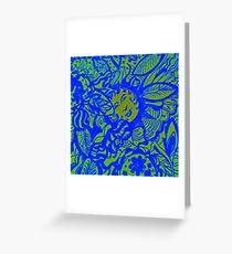 Nature Girl Greeting Card