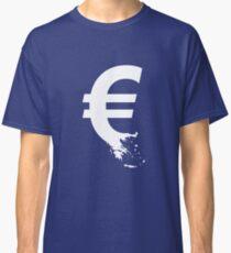 Universal Unbranding - The Greek Collapse Classic T-Shirt