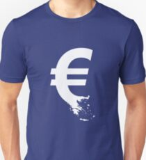 Universal Unbranding - The Greek Collapse Unisex T-Shirt