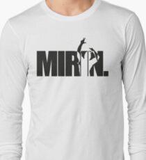 Mirin. (version 2 black) Long Sleeve T-Shirt