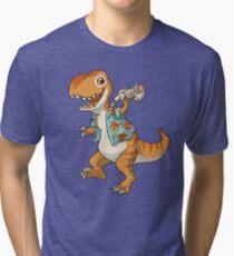 Just Keep Flying Tri-blend T-Shirt
