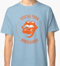 Universal Unbranding - North Korean Tour Classic T-Shirt