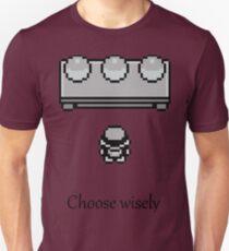 Pokemon - The choice Unisex T-Shirt