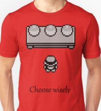 Pokemon - The choice T-Shirt