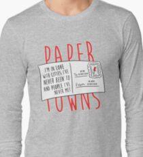 Paper Towns Love Long Sleeve T-Shirt