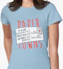 Paper Towns Love T-Shirt