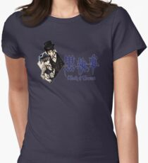 Book of Circus Womens Fitted T-Shirt