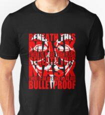 Ideas are bulletproof v.2 Unisex T-Shirt