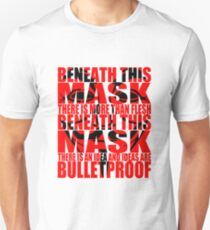 Ideas are bulletproof v.1 T-Shirt