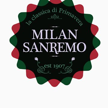 Milan San Remo by Velocast