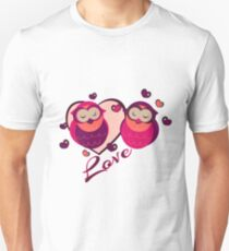 Lovely Owls T-Shirt