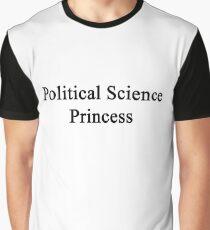 Political Science Princess  Graphic T-Shirt