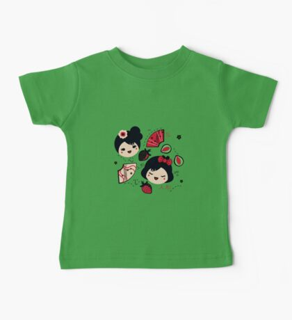 Happy Berry Kokeshi Kids Clothes
