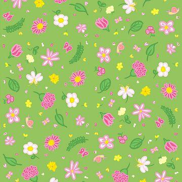 I Love Spring by julgommar