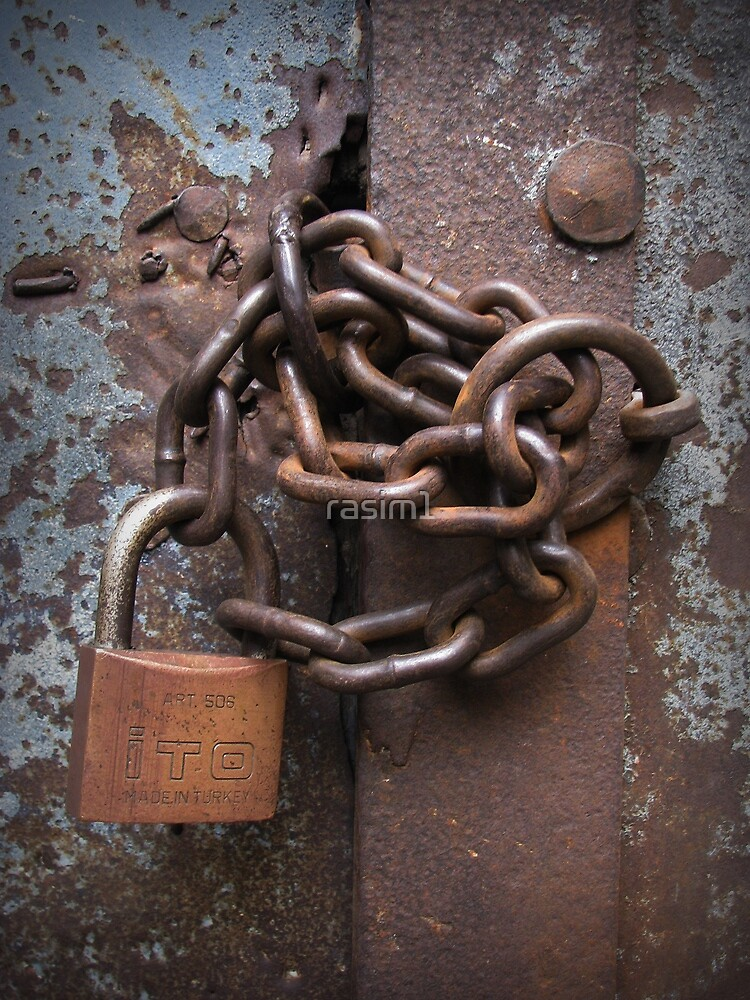 Chained... by rasim1