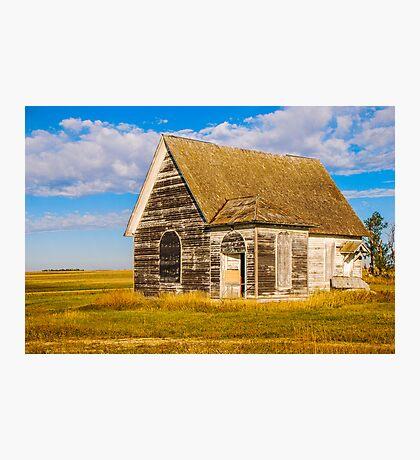 The Sunbeam Church Photographic Print