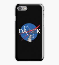 Dalek Space Program iPhone Case/Skin