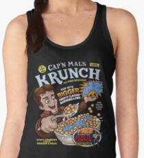 Captain Mal's Krunch Cereal Women's Tank Top