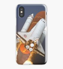 Atlantis STS-45 Launch NASA iPhone Space Case iPhone Case