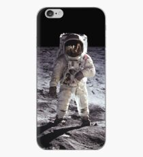 Buzz Aldrin on the Moon NASA iPhone/iPad Space Case iPhone-Hülle & Cover