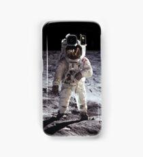 Buzz Aldrin on the Moon NASA iPhone/iPad Space Case Samsung Galaxy Case/Skin