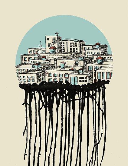 Drip City by ZachHoskin