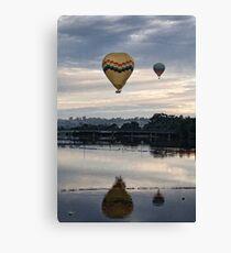 Hot Air Balloons  Canvas Print