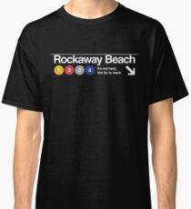 Rockaway Beach - Color Classic T-Shirt