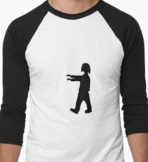 Big Zombie Men's Baseball ¾ T-Shirt
